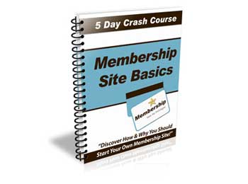 Membership Site Basics Newsletter