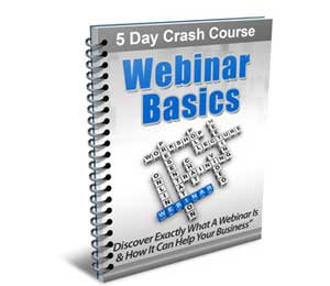 Webinar Basics Crash Course
