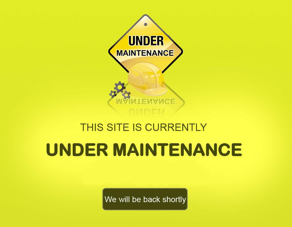 under maintenance